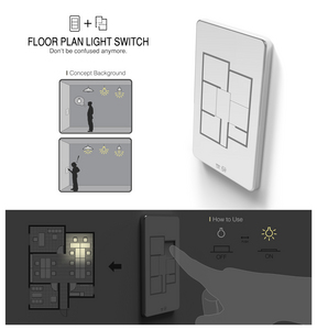 Floor plan switch entry if world design guide - Floor plan light switch ...
