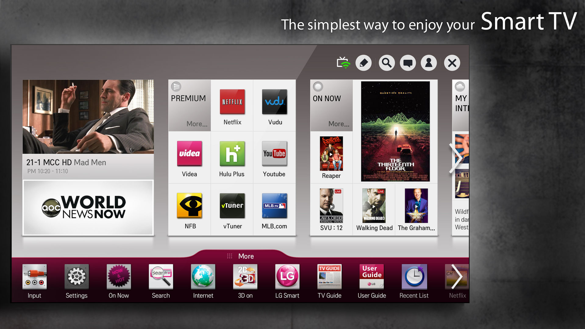 how to delete apps on lg smart tv