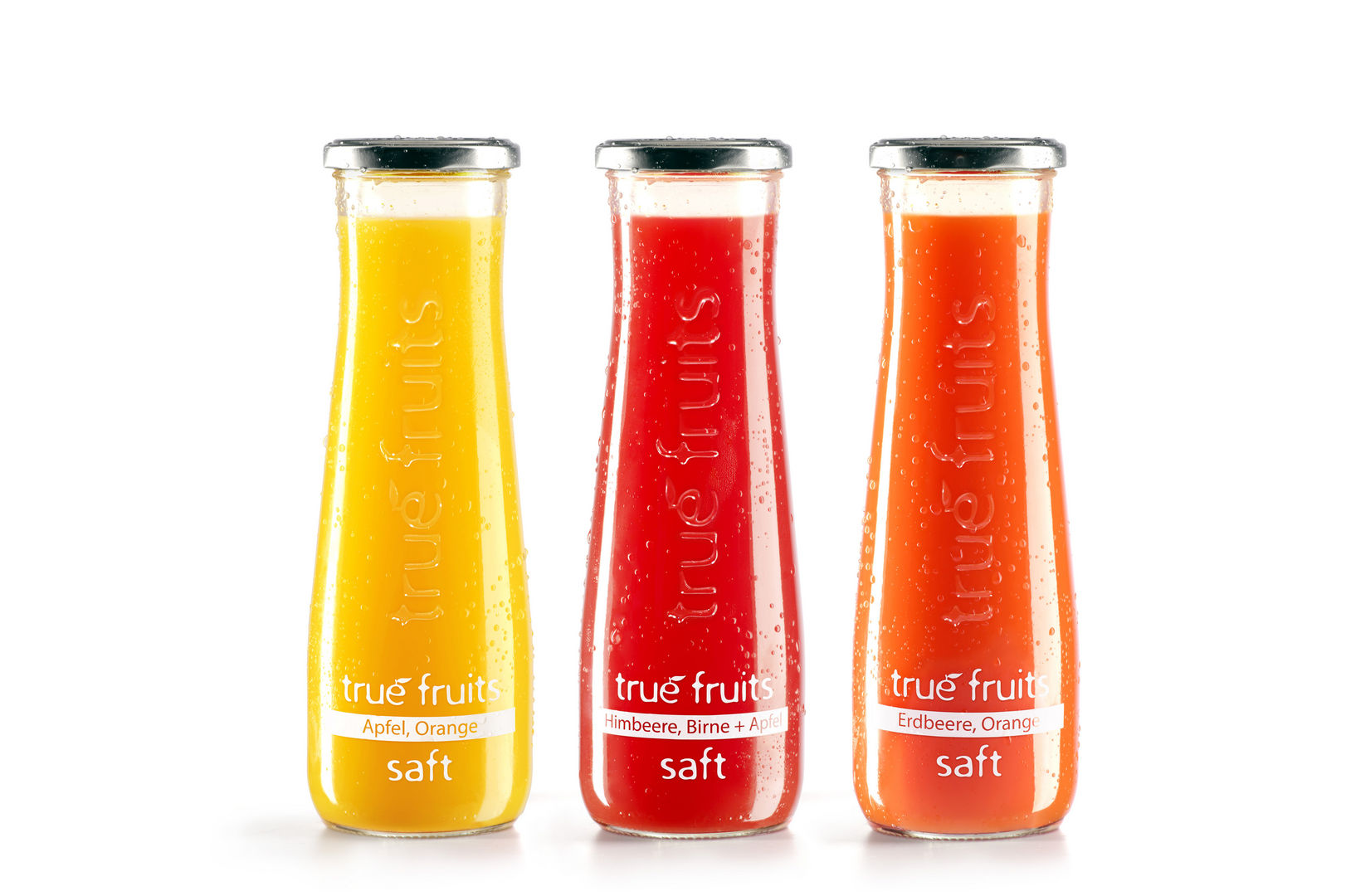 True Fruits Saft - Entry