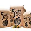 5 CUPS and some sugar - Tea packaging