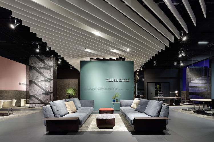 WALTER KNOLL Orgatec 2014 - Entry - iF WORLD DESIGN GUIDE