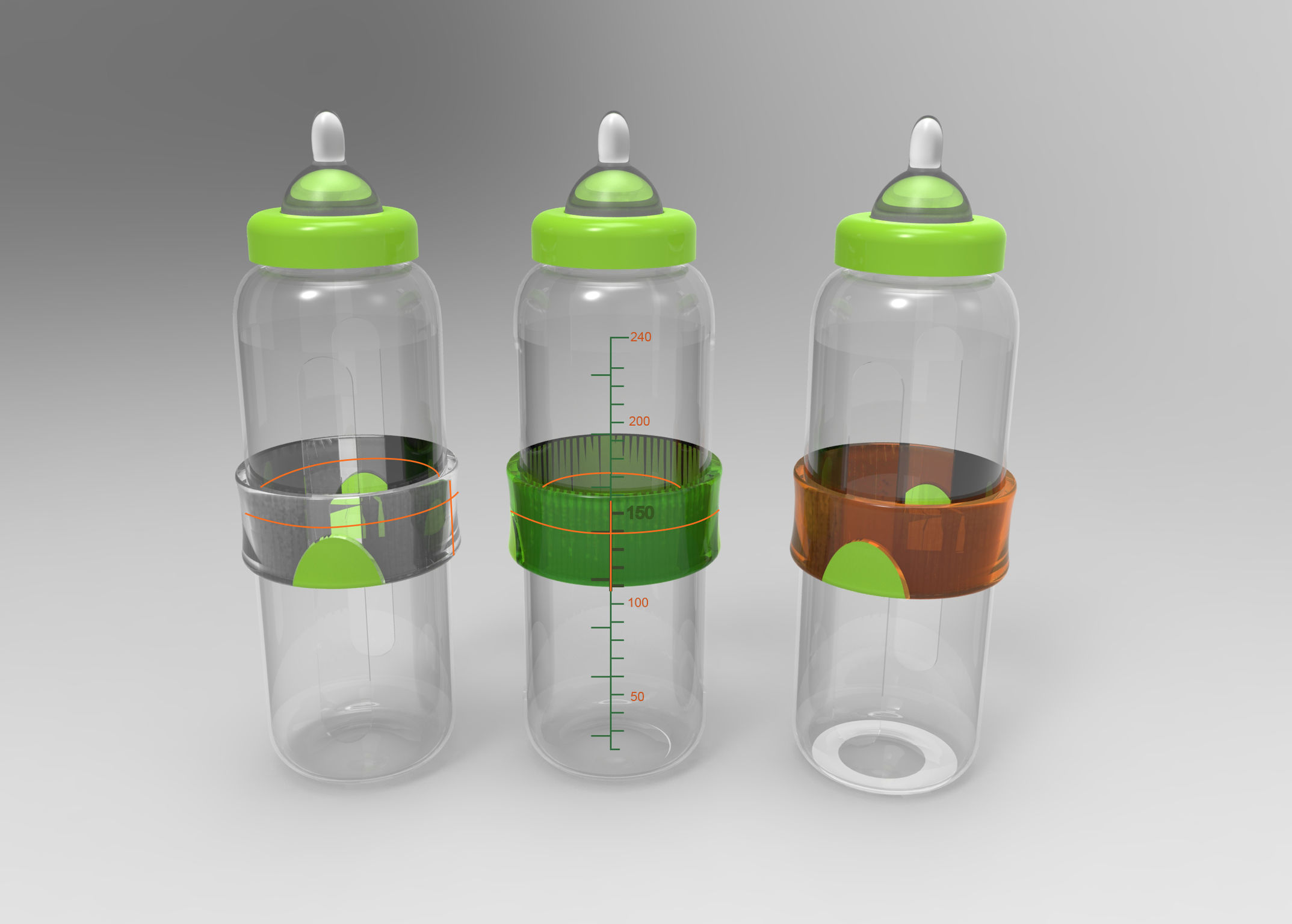 Smart Feeding Bottle