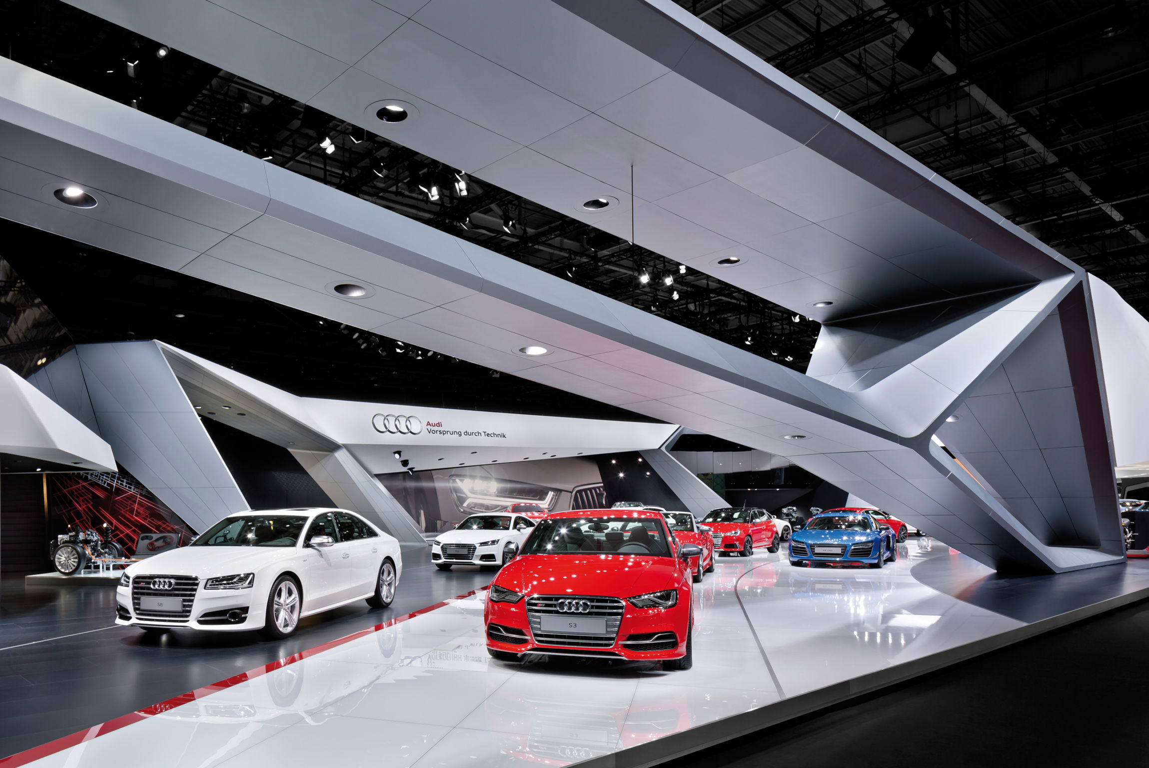 Audi paris motor show 14 entry if world design guide for Expo design paris