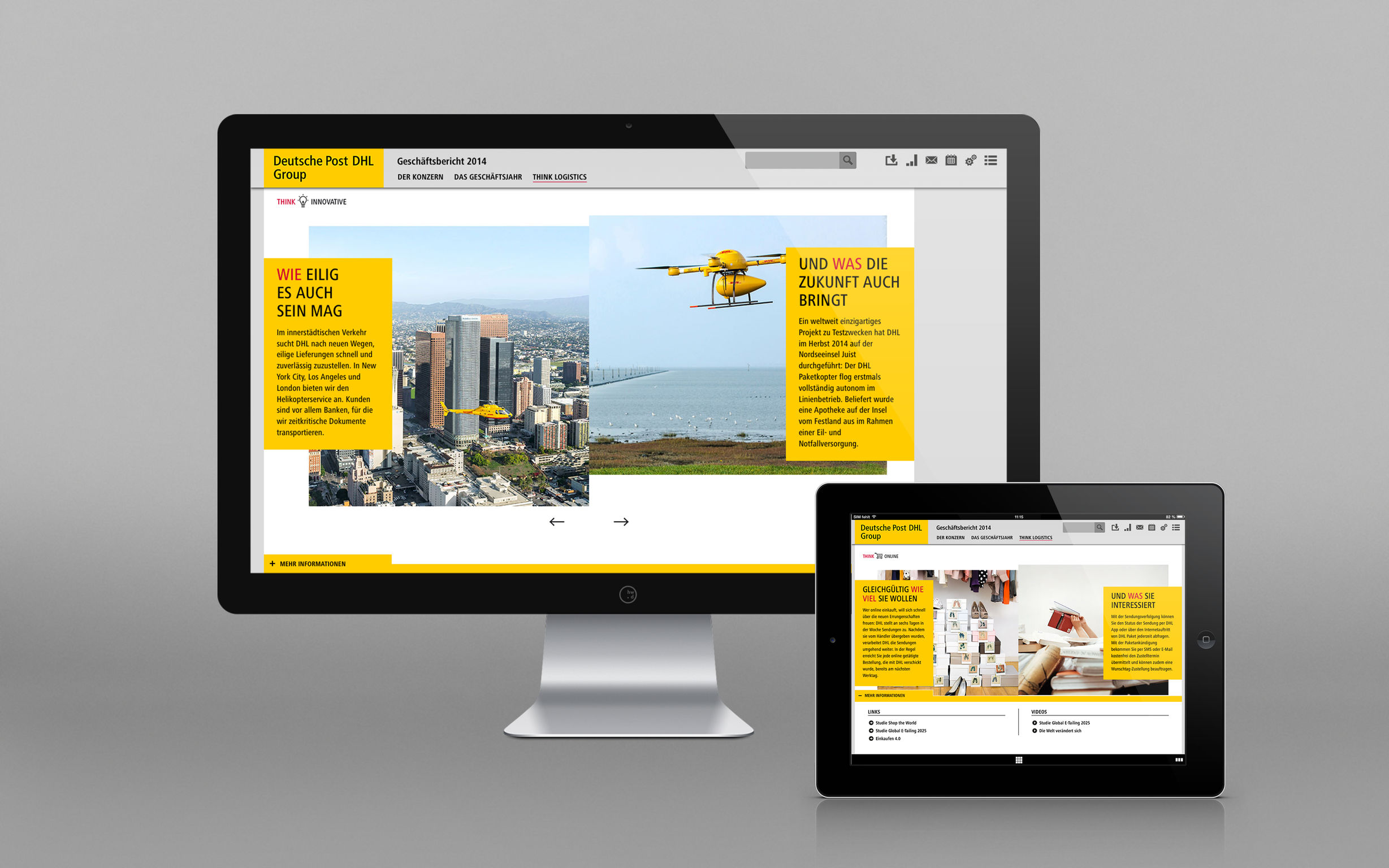 DP DHL Group - Entry - iF WORLD DESIGN GUIDE