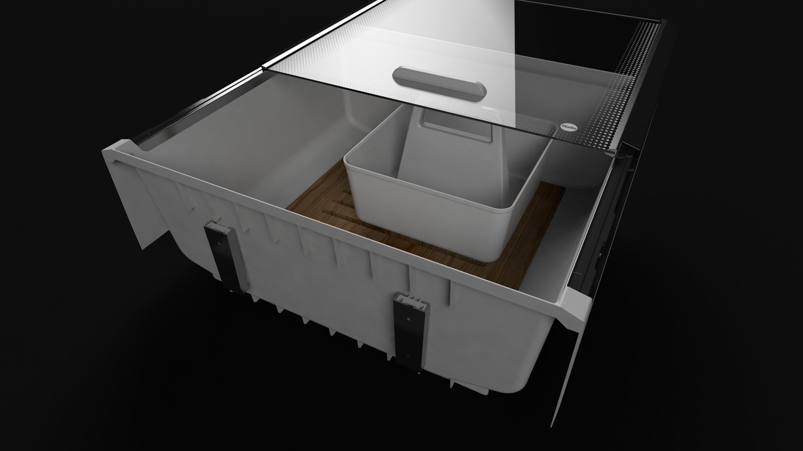 Hailo Pantry Box Entry If World Design Guide