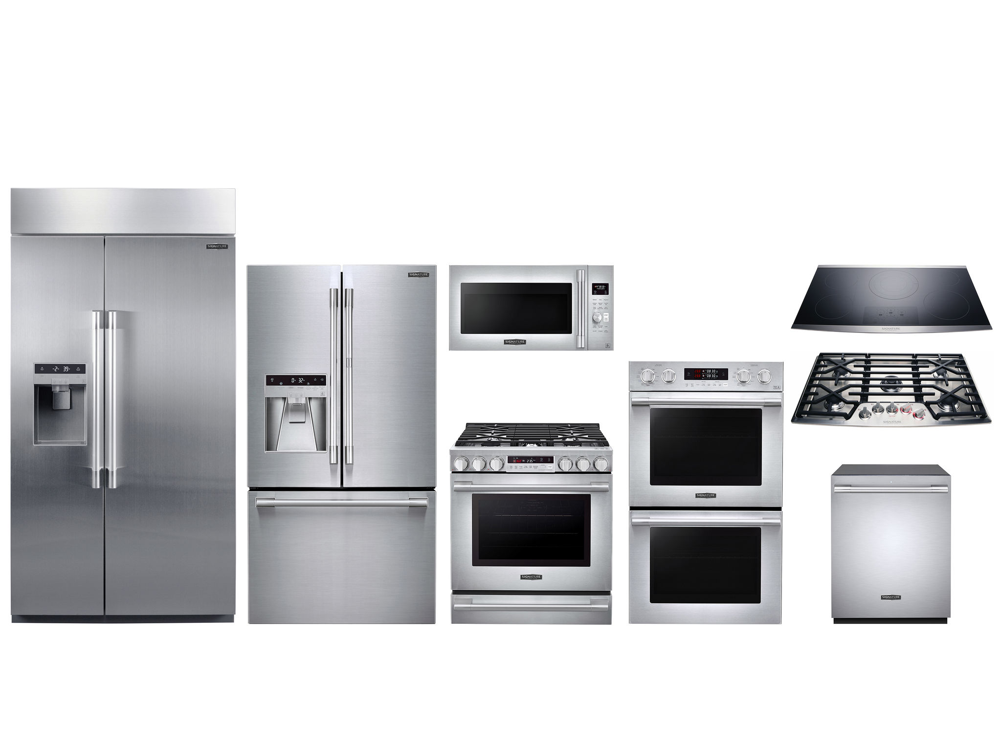 Appliance Sears Stainless Steel Kitchen Appliance Package Lg