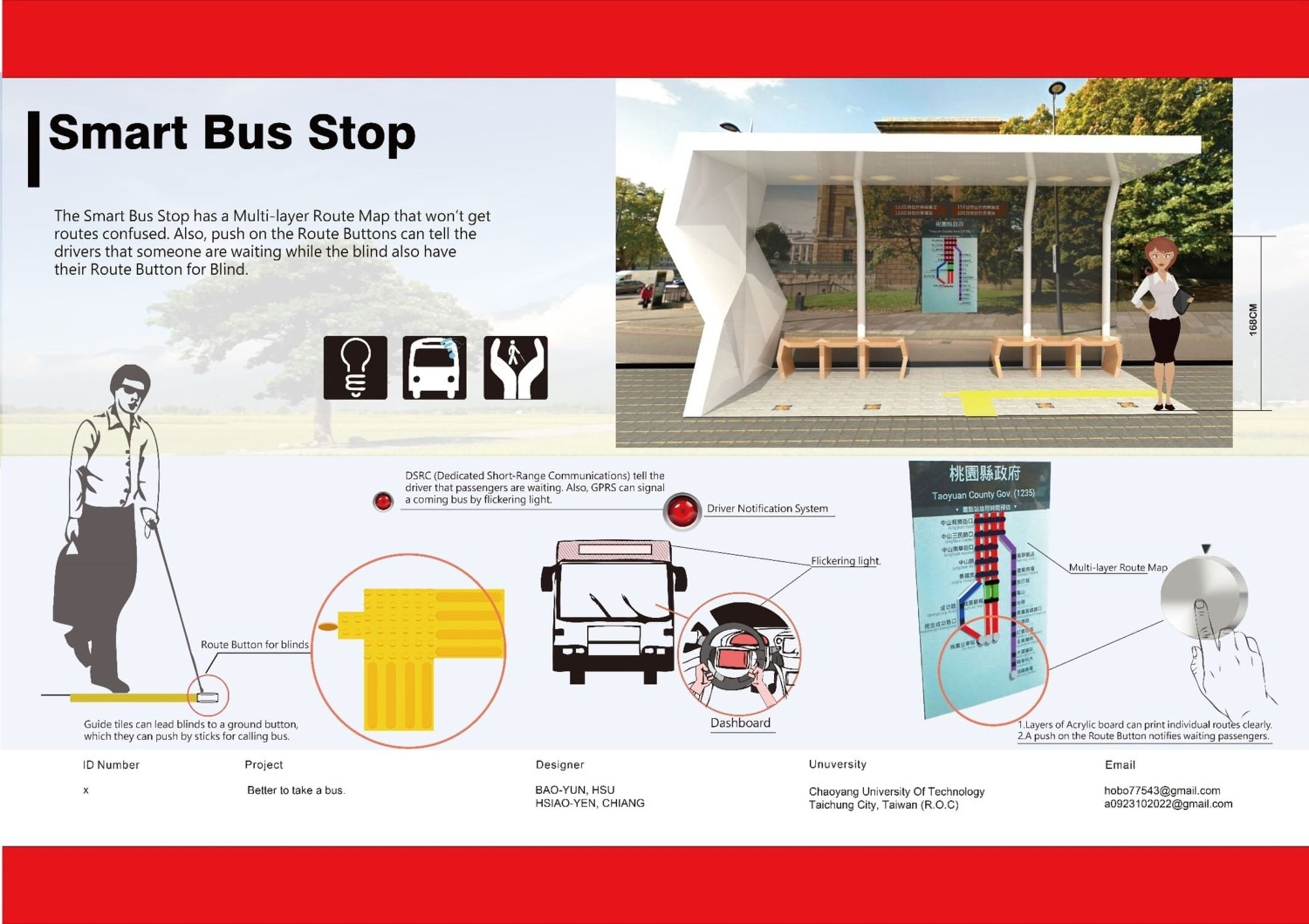 smart bus stop entry if world design guide. Black Bedroom Furniture Sets. Home Design Ideas