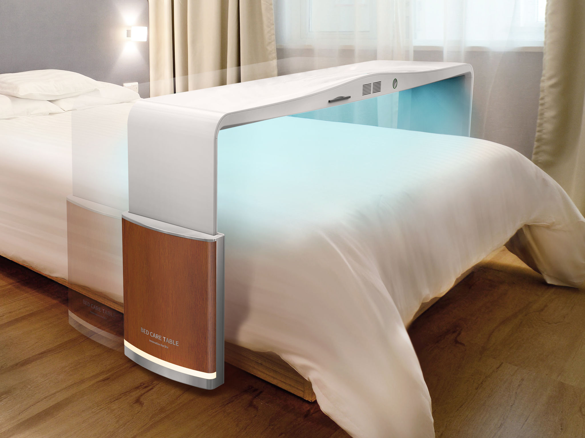 Bed care table entry if world design guide for Bed design pic