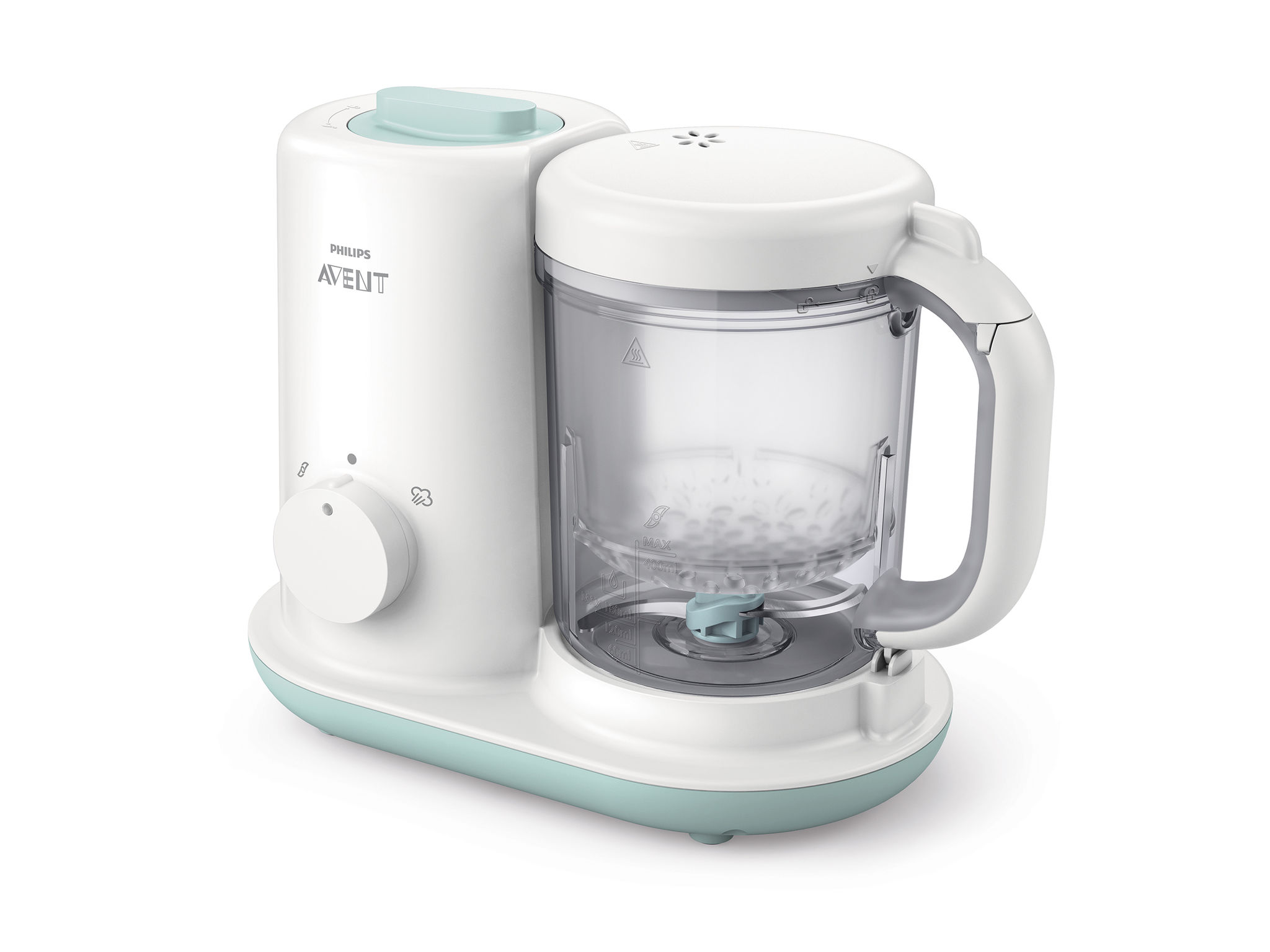 Philips Avent 2 In 1 Baby Food Prep Steamer Blender