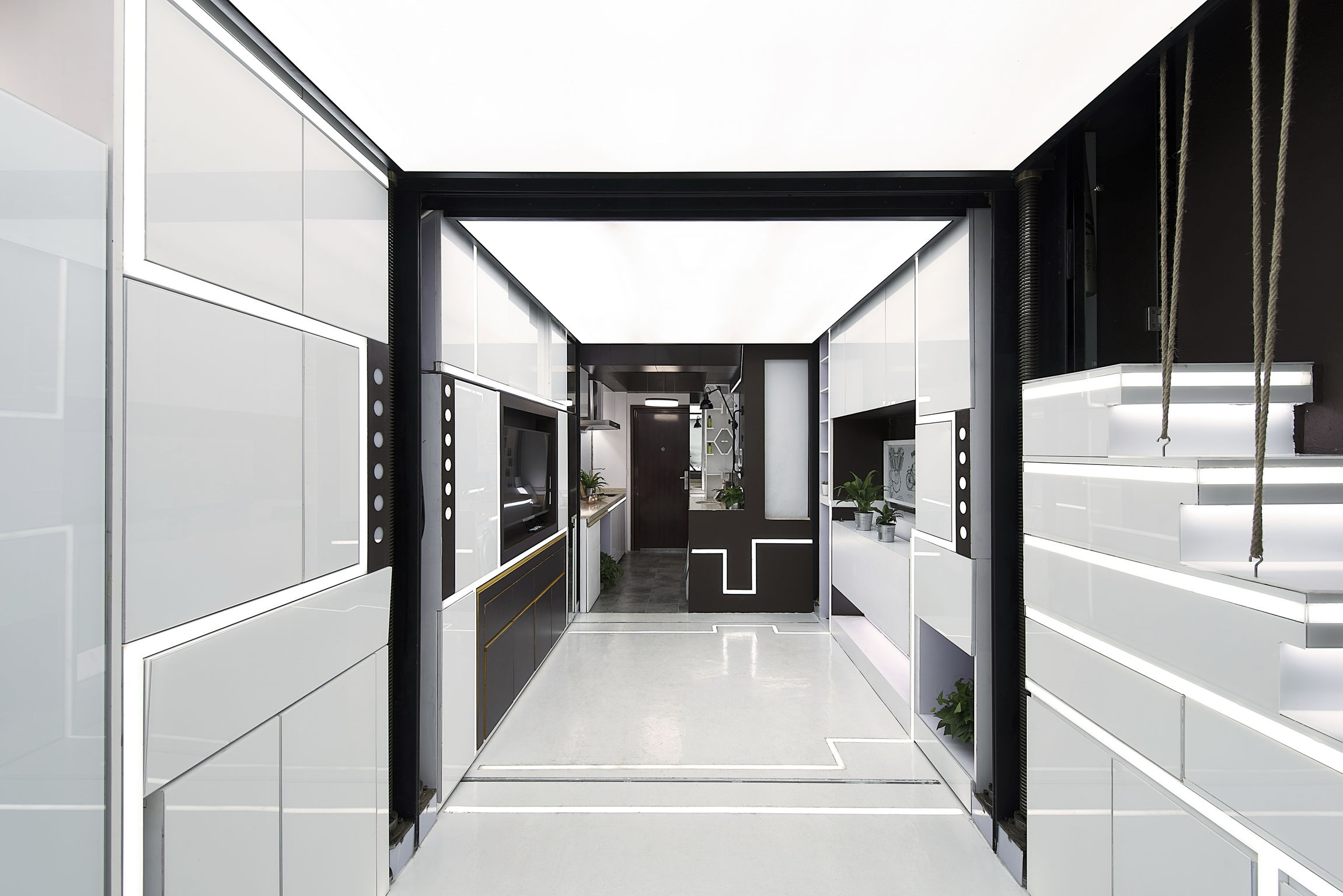 Transformable Smart Home - Entry - iF WORLD DESIGN GUIDE
