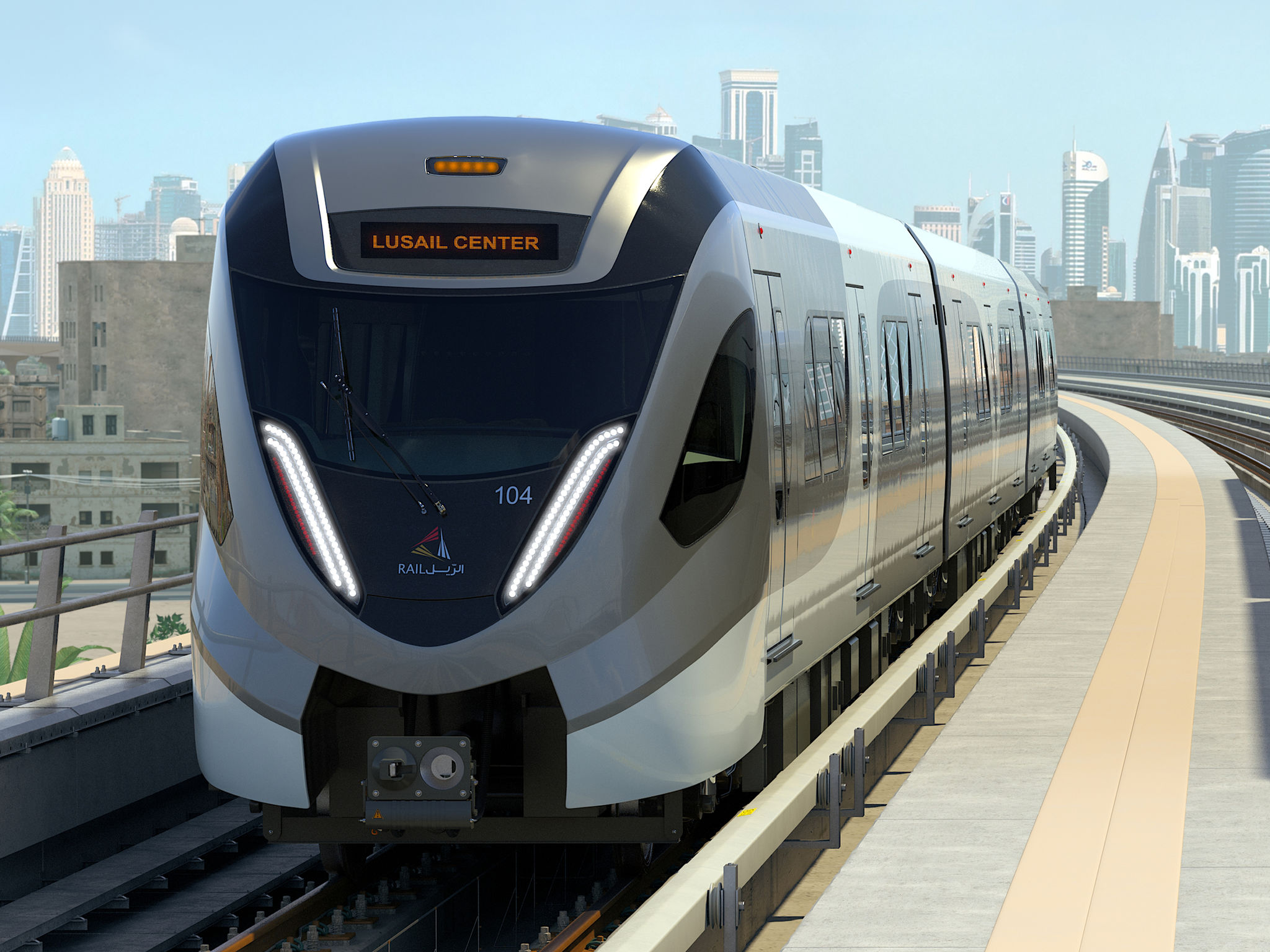 Doha Metro - Entry - iF WORLD DESIGN GUIDE