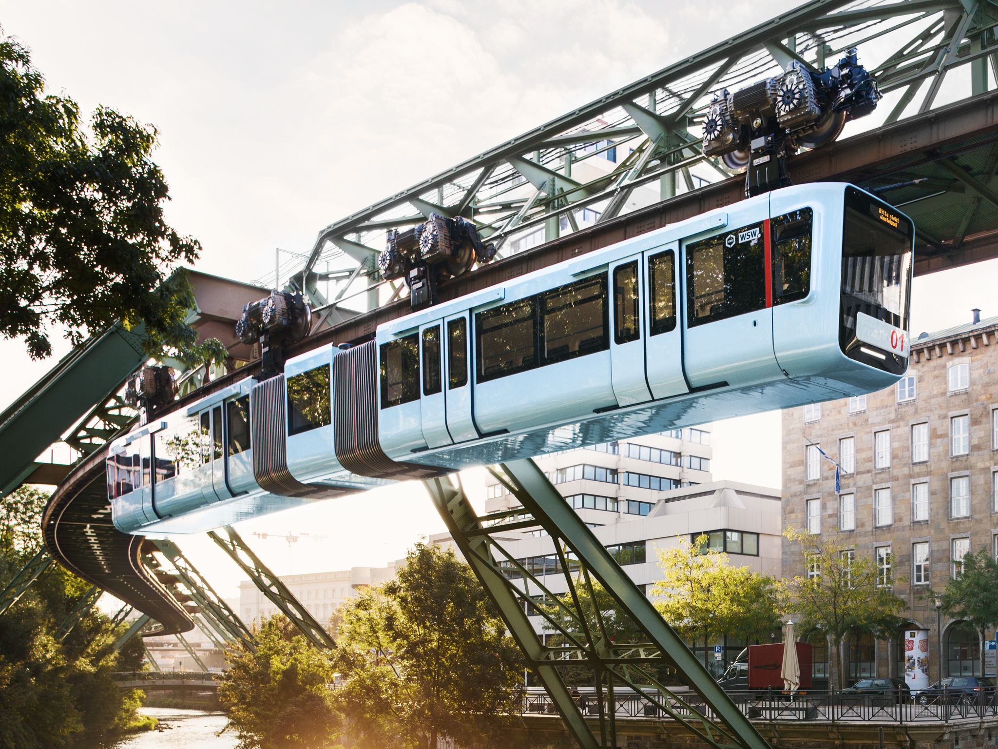 Schwebebahn Wuppertal Entry If World Design Guide