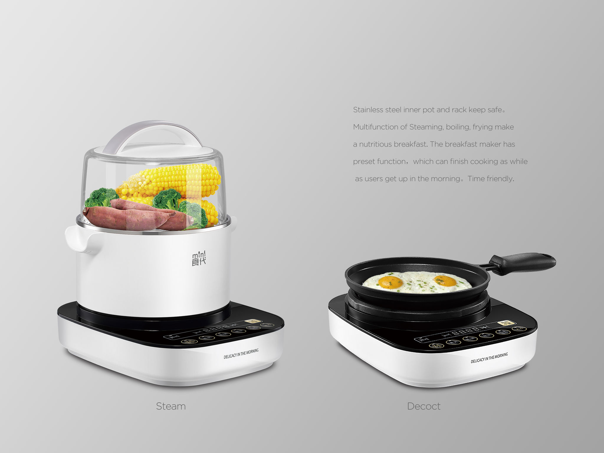 Mini Breakfast Maker Entry If World Design Guide