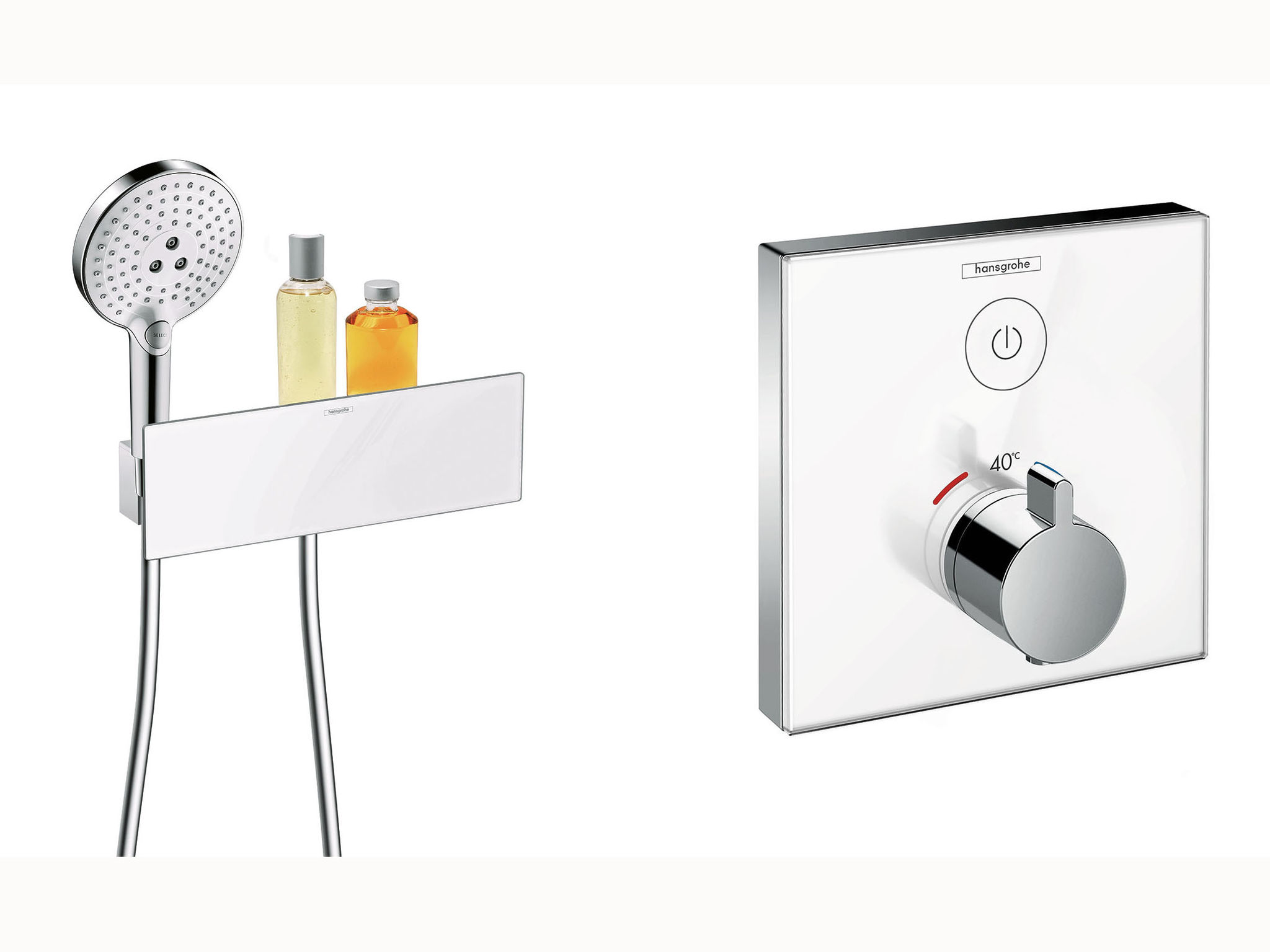 hansgrohe FixFit Porter 300 - Entry - iF WORLD DESIGN GUIDE