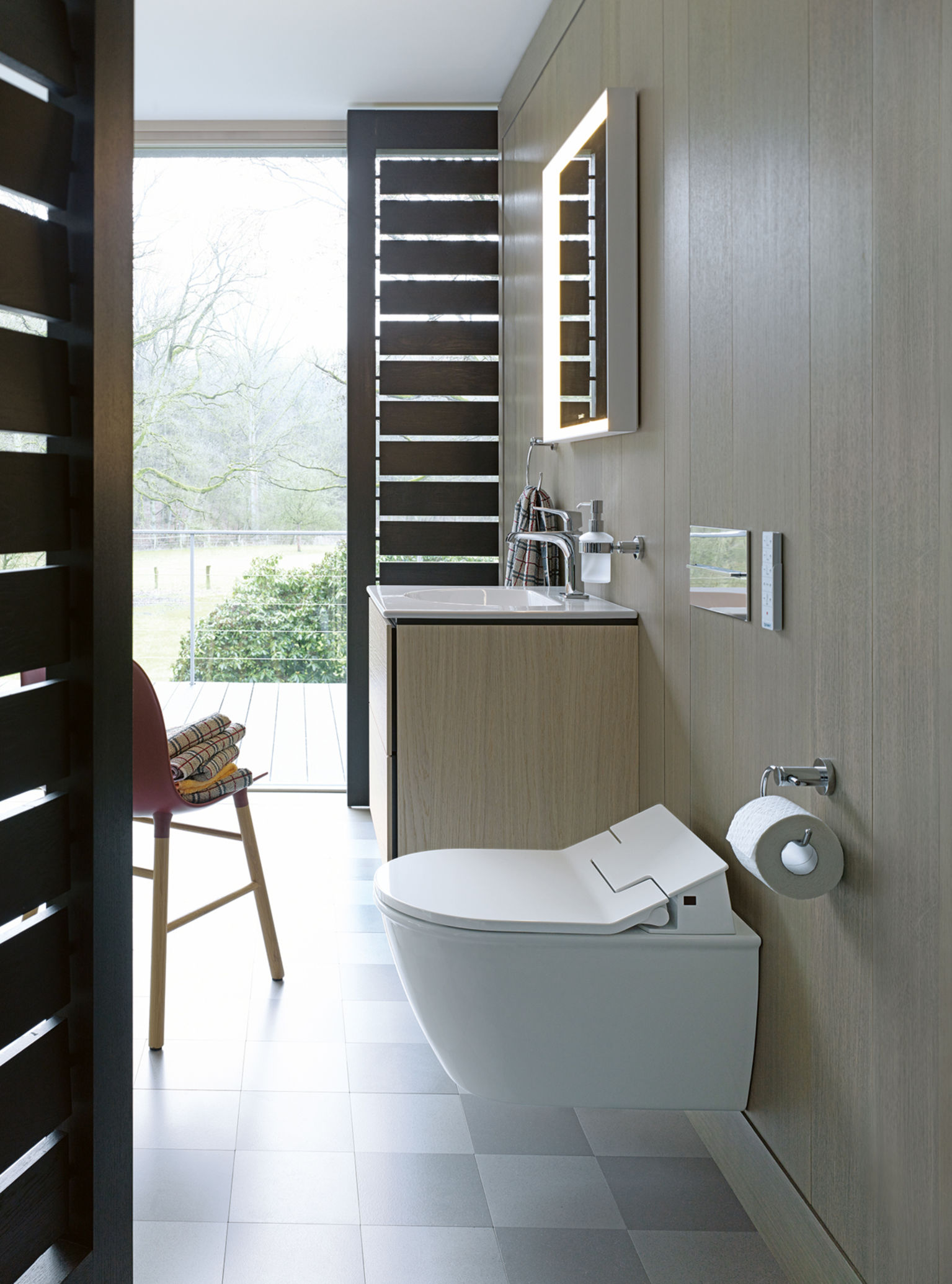 Darling New Duravit Rimless® U0026 SensoWash® Slim