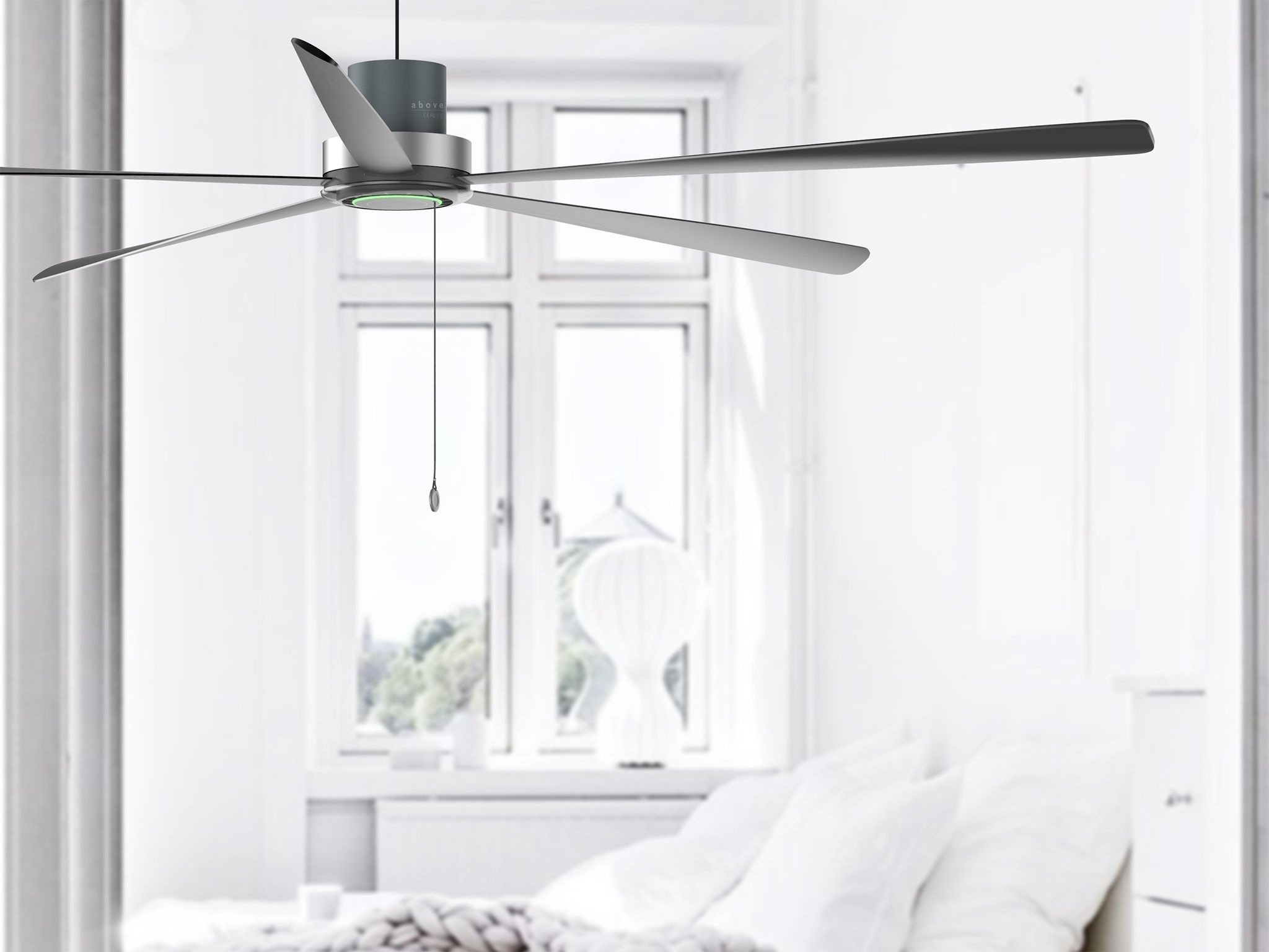 Above Is The Air Purifier Which Has Been Inspired By Original Home Appliance Ceiling Fan Existing Was Not Able To Purify