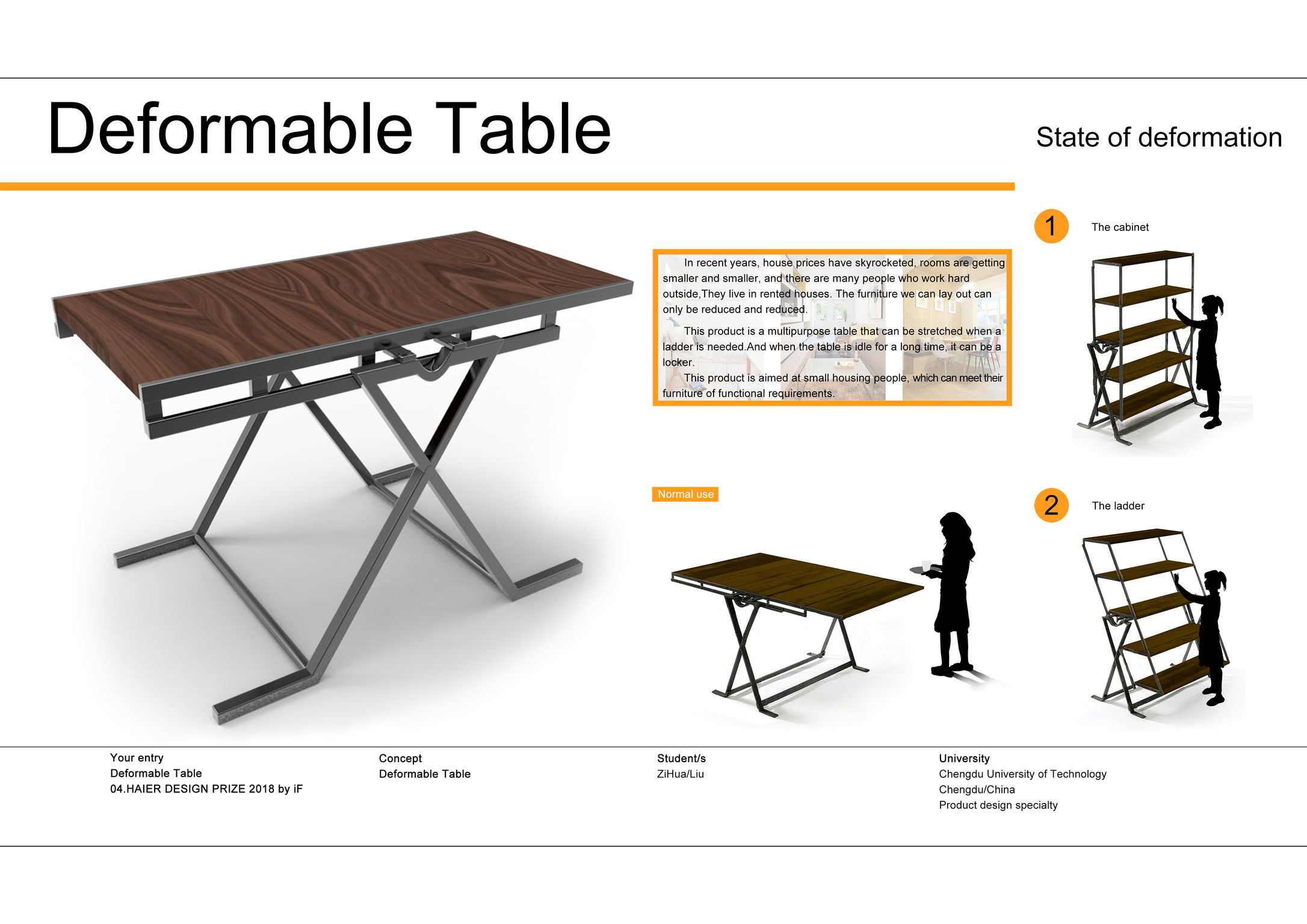 Deformable table entry if world design guide for Table design guidelines